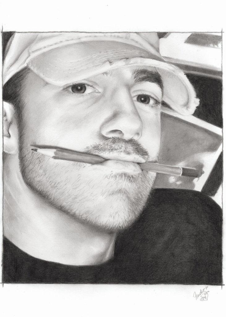 Ritratto matita